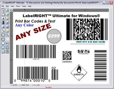 LabelRIGHT Ulitmate